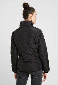 Topshop - JACK HOOD PUFFER - Winter jacket - black - 4