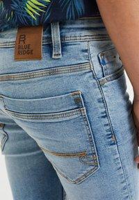 WE Fashion - Shorts di jeans - blue - 2