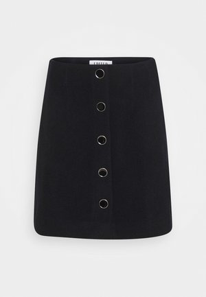 IRIS SKIRT - A-line skirt - blau