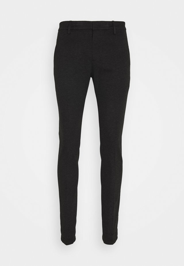 PANTALONE GAUBERT - Broek - anthracite