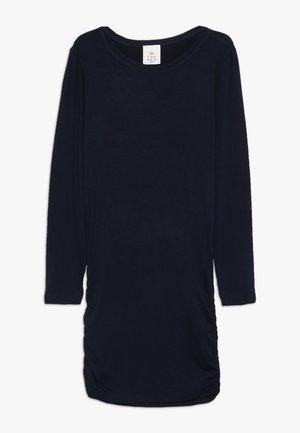 ANUKA DRESS - Jersey dress - black iris