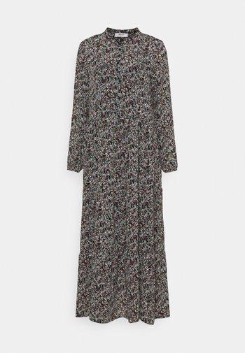 GLORIE RIKKELIE  DRESS - Maxi dress - black