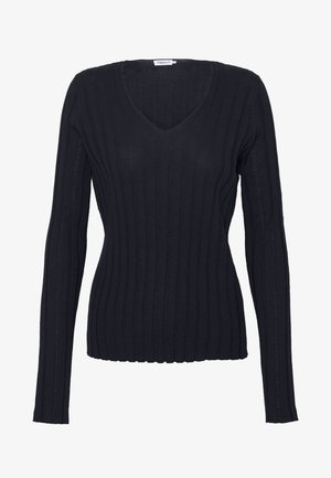 WENDY - Sweter - navy