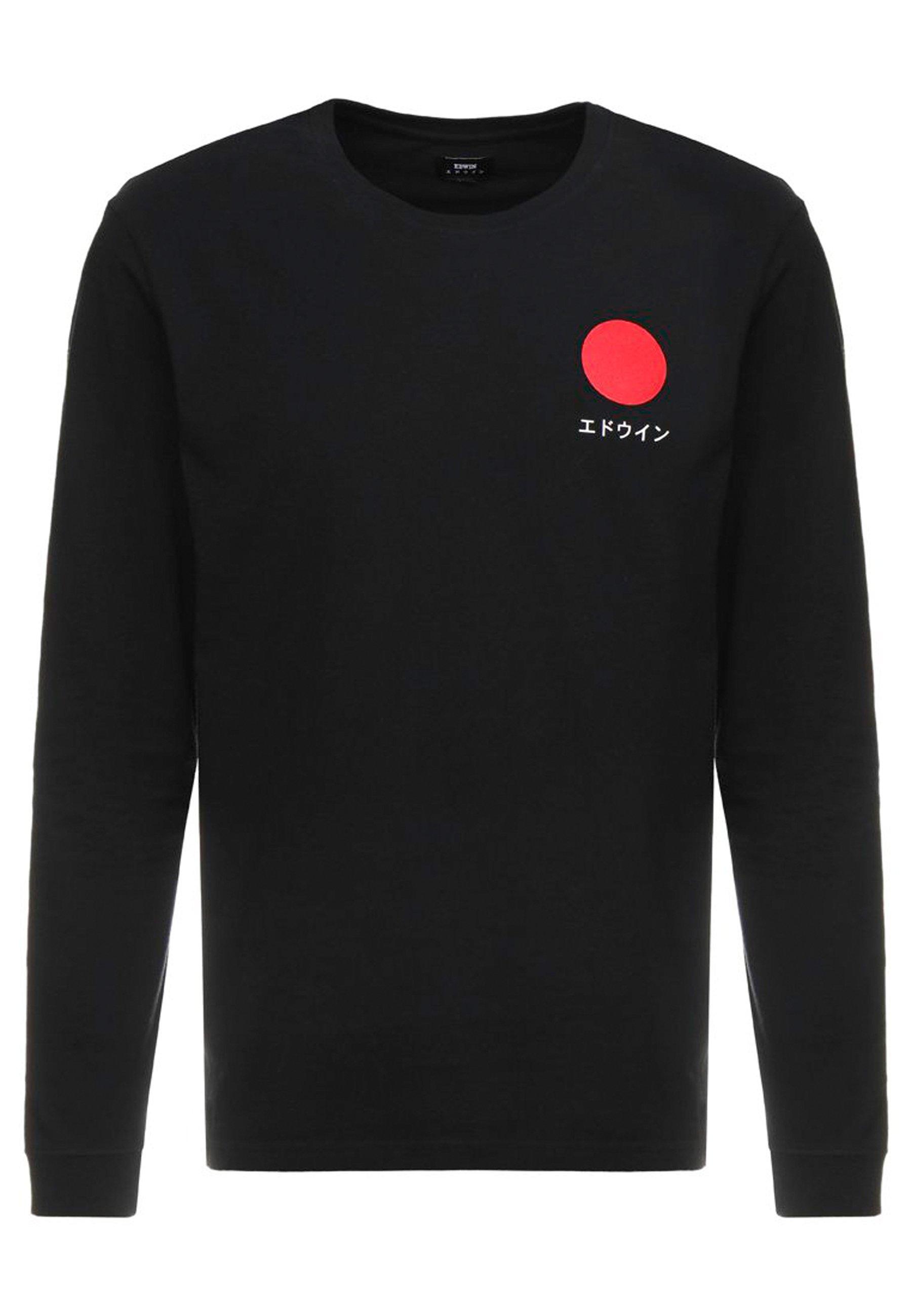 Uomo JAPANESE SUN UNISEX - Maglietta a manica lunga