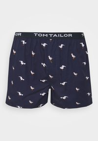 TOM TAILOR - 3 PACK - Boxer shorts - red - 3