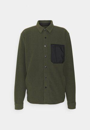 FURNACE EXPLORER - Fleece jacket - dark olive