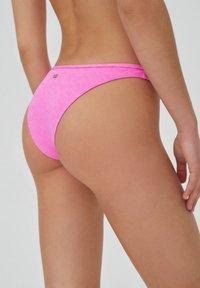 PULL&BEAR - Bikini bottoms - pink - 4