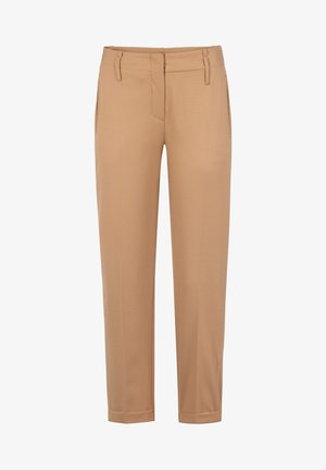 ZINK6-664 40213 STRETCHHOSE - Trousers - camel