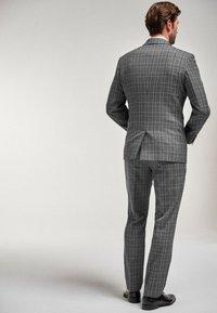 Next - Suit jacket - mottled grey - 1