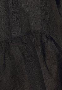 Cras - LENACRAS BLOUSE - Blouse - black - 2