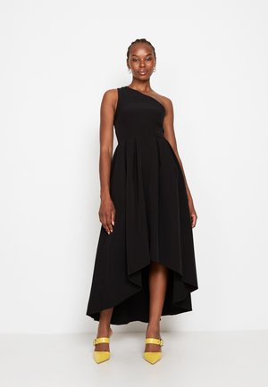 FRILL FIT &AMP - Cocktail dress / Party dress - black