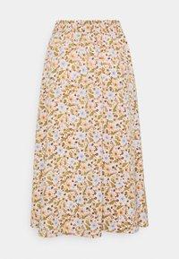 Monki - SIGRID BUTTON SKIRT - A-line skirt - rose - 6