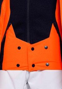 DC Shoes - COMMAND  - Veste de snowboard - shocking_orange - 3