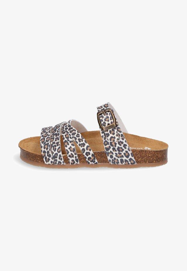 SPAIN  - Muiltjes - leopard