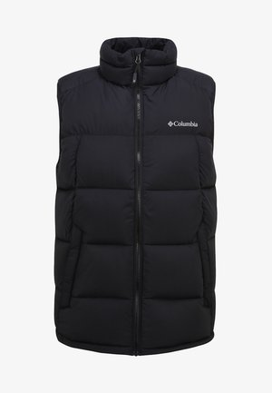 PIKE LAKE VEST - Vesta - black