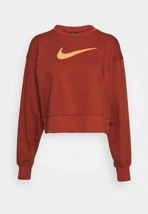 Sweater - firewood orange