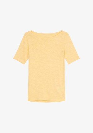 Basic T-shirt - iced vanilla