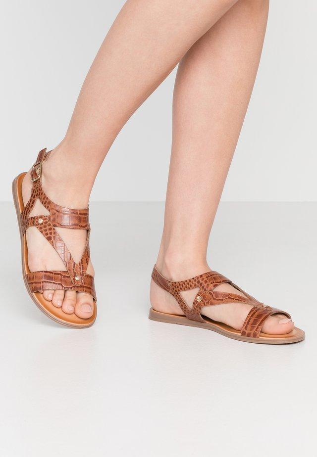 REECE - Sandals - tan