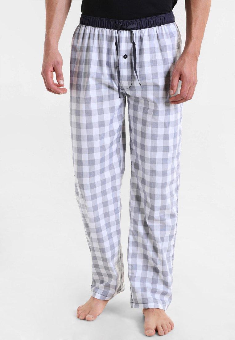 Herrer Nattøj bukser - blau-hell