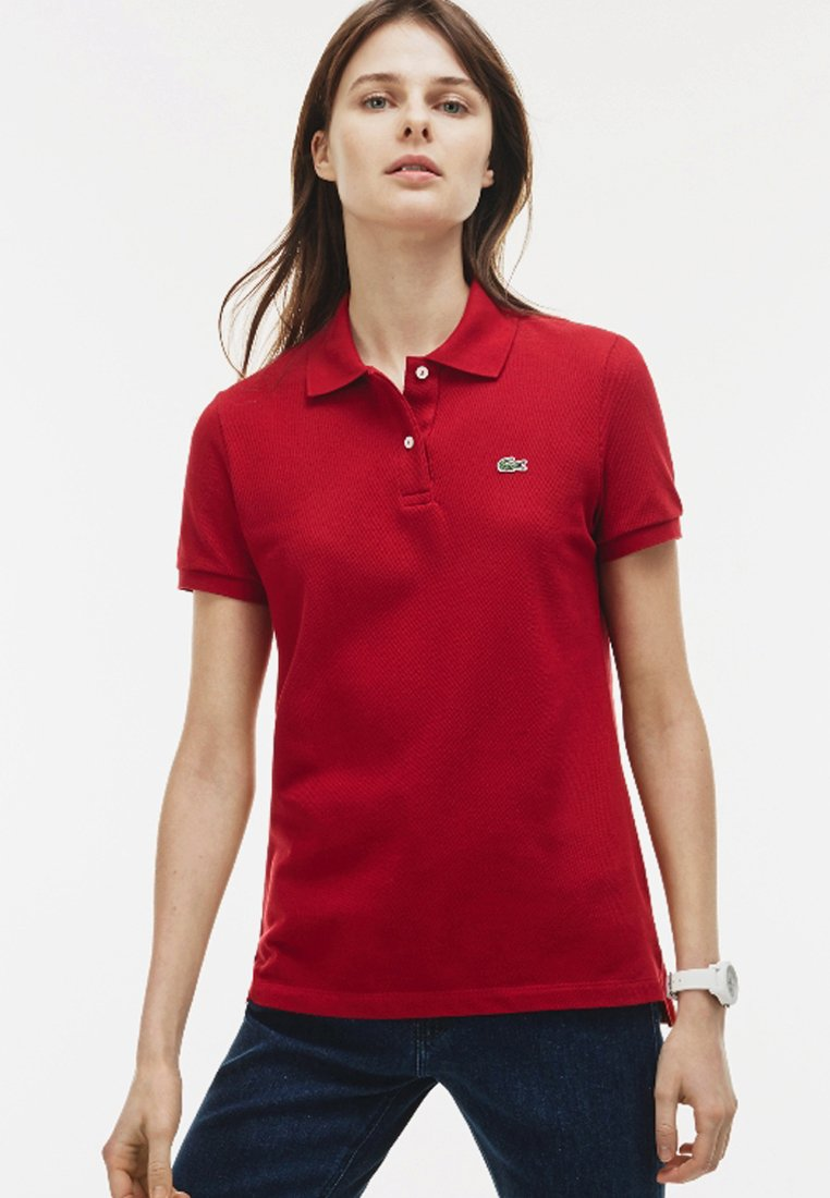 Lacoste - PF7839 - Poloshirt - red