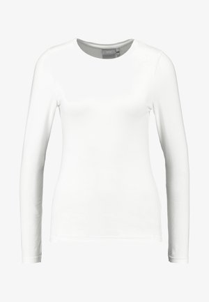 BYPAMILA  - Bluzka z długim rękawem - off white