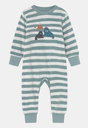 RETRO BABY ROMPER  - Pyjamas - aqua