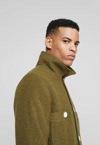 Weekday - AVON JACKET - Light jacket - khaki - 3