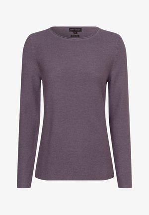 Sweatshirt - flieder