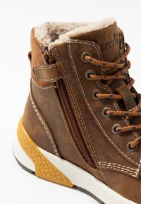 Lurchi - RUBEN TEX - Lace-up ankle boots - tan - 5