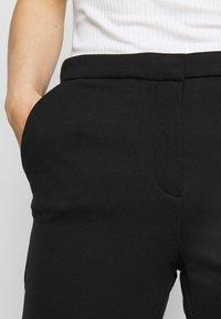 ONLY Petite - ONLLENIA MARA CIGARET  - Trousers - black - 4