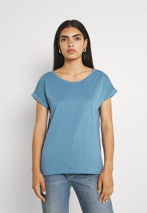 VIDREAMERS PURE - Basic T-shirt - captains blue