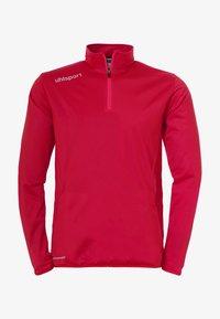 Uhlsport - Sweatshirt - rot / weiß - 0