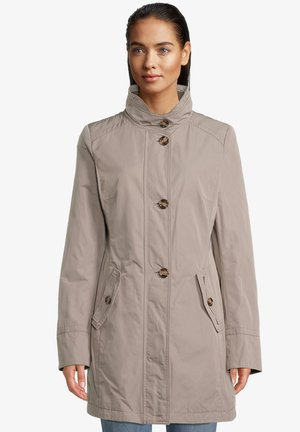 Short coat - safari beige