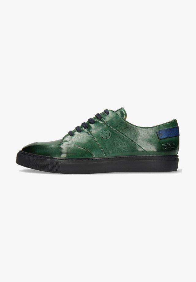 HARVEY - Baskets basses - green