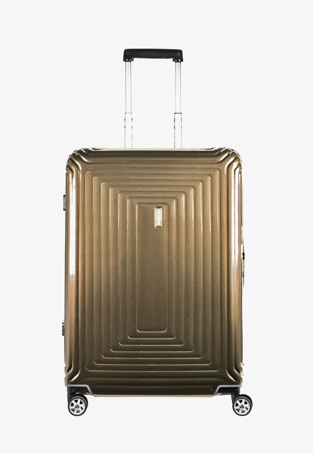 NEOPULSE (55cm) - Wheeled suitcase - metallic sand