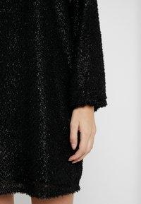 Vero Moda Tall - VMISOLDA SHORT DRESS TALL - Cocktail dress / Party dress - black - 6
