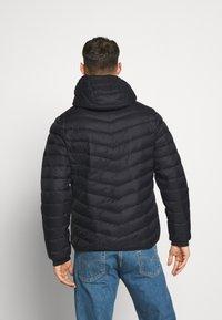 Hollister Co. - Winter jacket - black - 2