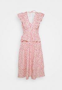 YAS - YASMUNLA MIDI DRESS SHOW - Day dress - star white - 4