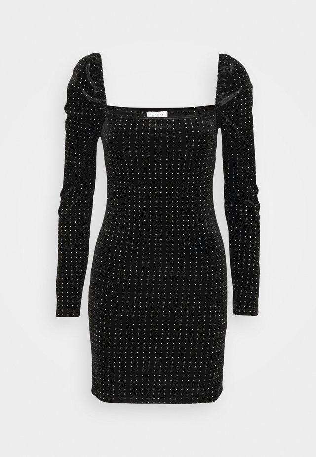 STUDDED MINI - Day dress - black