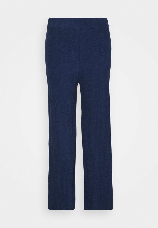 LIGHTWEIGHT JOGGER - Pantalon classique - blue