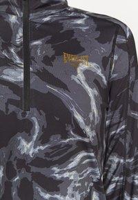Everlast - Long sleeved top - black - 6