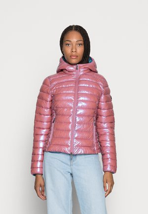 OGILVIE RECYCLED GLAMOUR - Light jacket - recycled little shiny pink