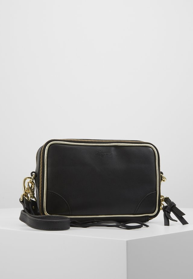 SALERNO - Across body bag - black