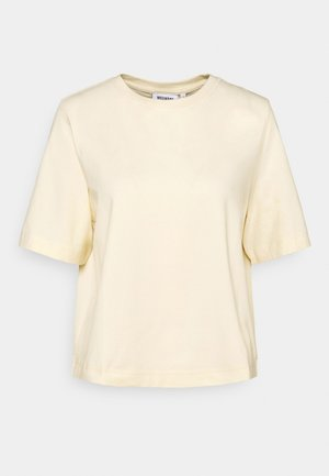 TRISH - T-shirt basic - light beige