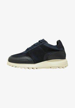 Sneakers laag - dark navy