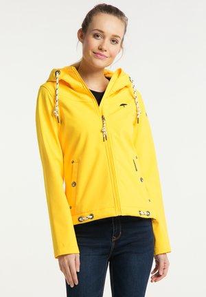 Summer jacket - gelb