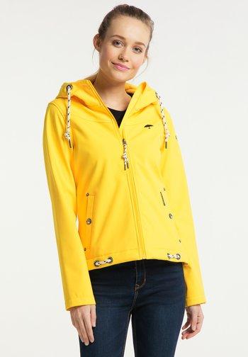 Lehká bunda - gelb