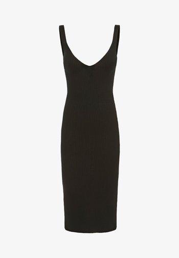 ANLIEGENDES - Vestido de tubo - schwarz