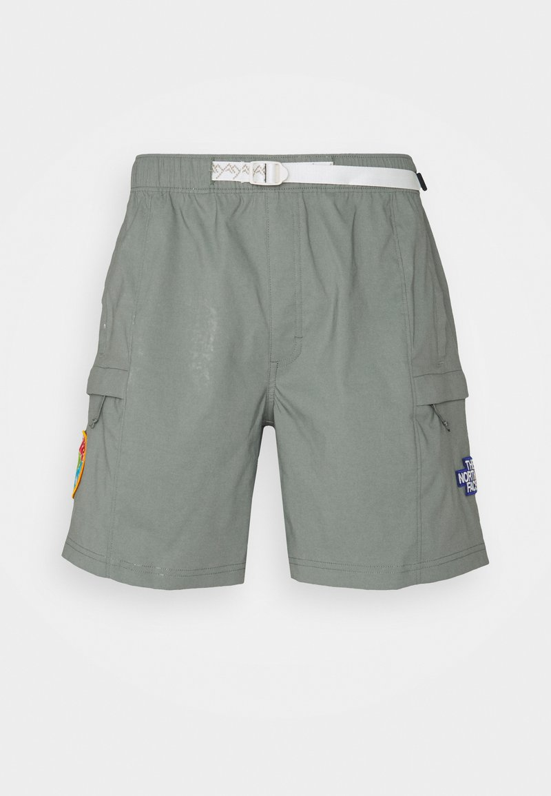 The North Face - CLASS V BELTED - Pantalones montañeros cortos - agave green