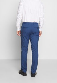 Selected Homme - SLHSLIM SUIT - Completo - estate blue - 5